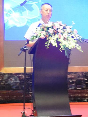 解放军装备学院教授、少将郭世贞做专题报告